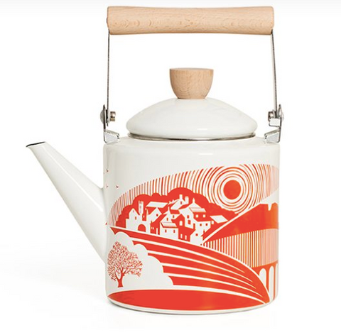 Mini Moderns Kettle - Orange