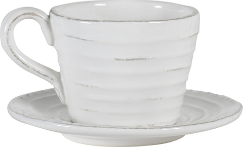 Neptune Bowsley Cup & Saucer - Set Of 6