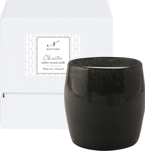 Neptune Christie Amber Scented Candle - Various Colours