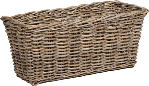 Neptune Somerton Rectangular Basket 63x28cm