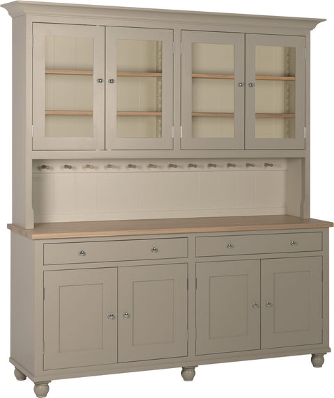 Neptune Suffolk Glazed Rack Dresser With Drawers - Various Sizes