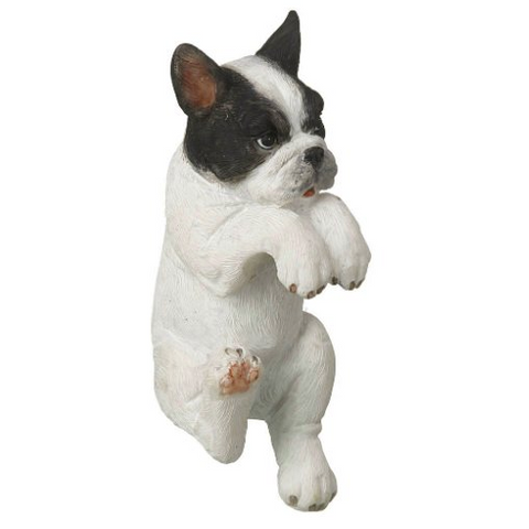 Parlane French Bulldog Pot Hanger