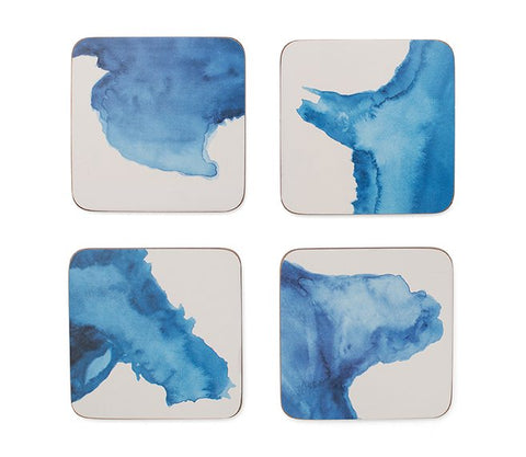 Rick Stein Coves Of Cornwall Coasters - Set Of Four