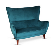 Romeo by Concepts Velvet 2 Seater Sofa - Various Options