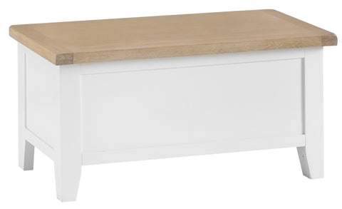 GoodWood by Concepts - Turner White Blanket Box