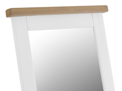 GoodWood by Concepts - Turner White Cheval Mirror