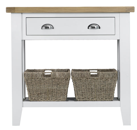 GoodWood by Concepts - Turner White Console Table - Various Sizes