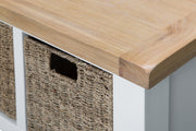 GoodWood by Concepts - Turner White Large Hall Bench