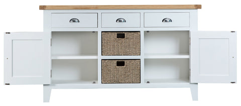 GoodWood by Concepts - Turner White Large Sideboard