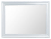 GoodWood by Concepts - Turner White Large Wall Mirror