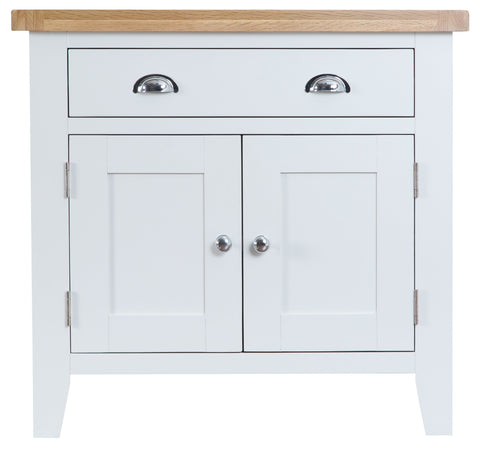 GoodWood by Concepts - Turner White Small Sideboard