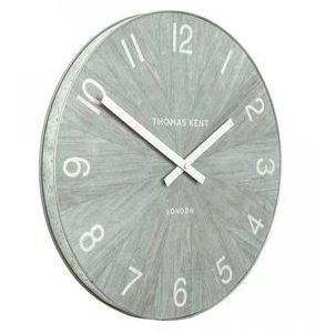 Thomas Kent Wharf Limestone Wall Clock - Various Colours