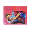 Meghan Nathanson Artistry a mother's touch collage art on canvas wrap