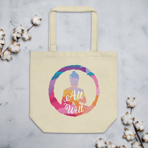 All is Well Eco Tote Bag
