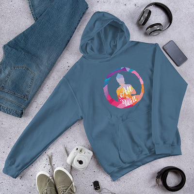 All is Well Unisex Hoodie