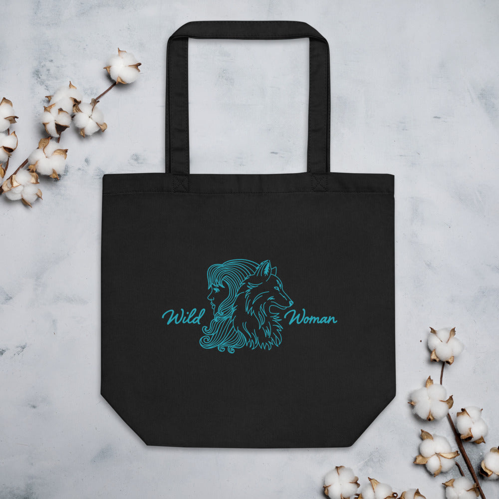 Wild Woman Eco Tote Bag