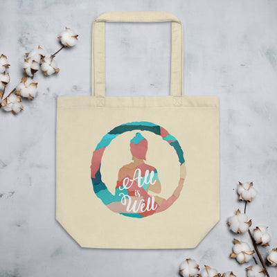All is Well Eco Tote Bag—Currently out of stock, but will return soon!