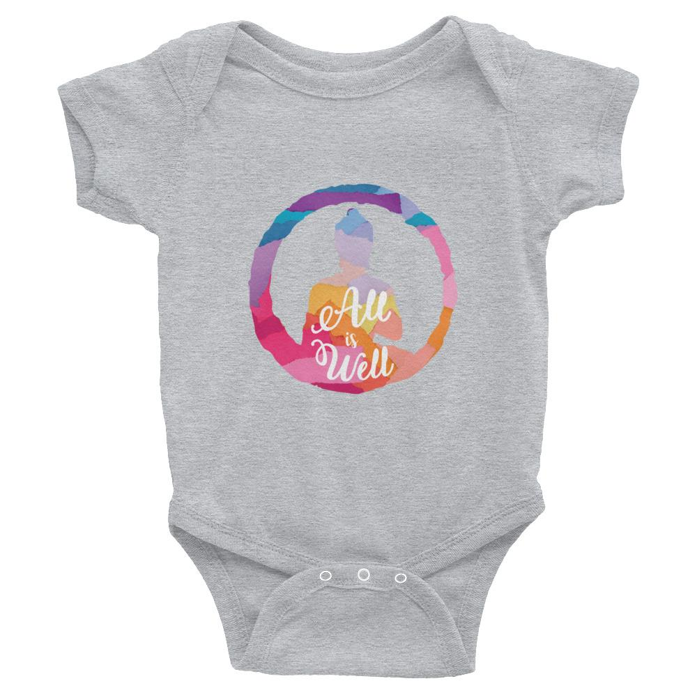 All is Well Infant Bodysuit