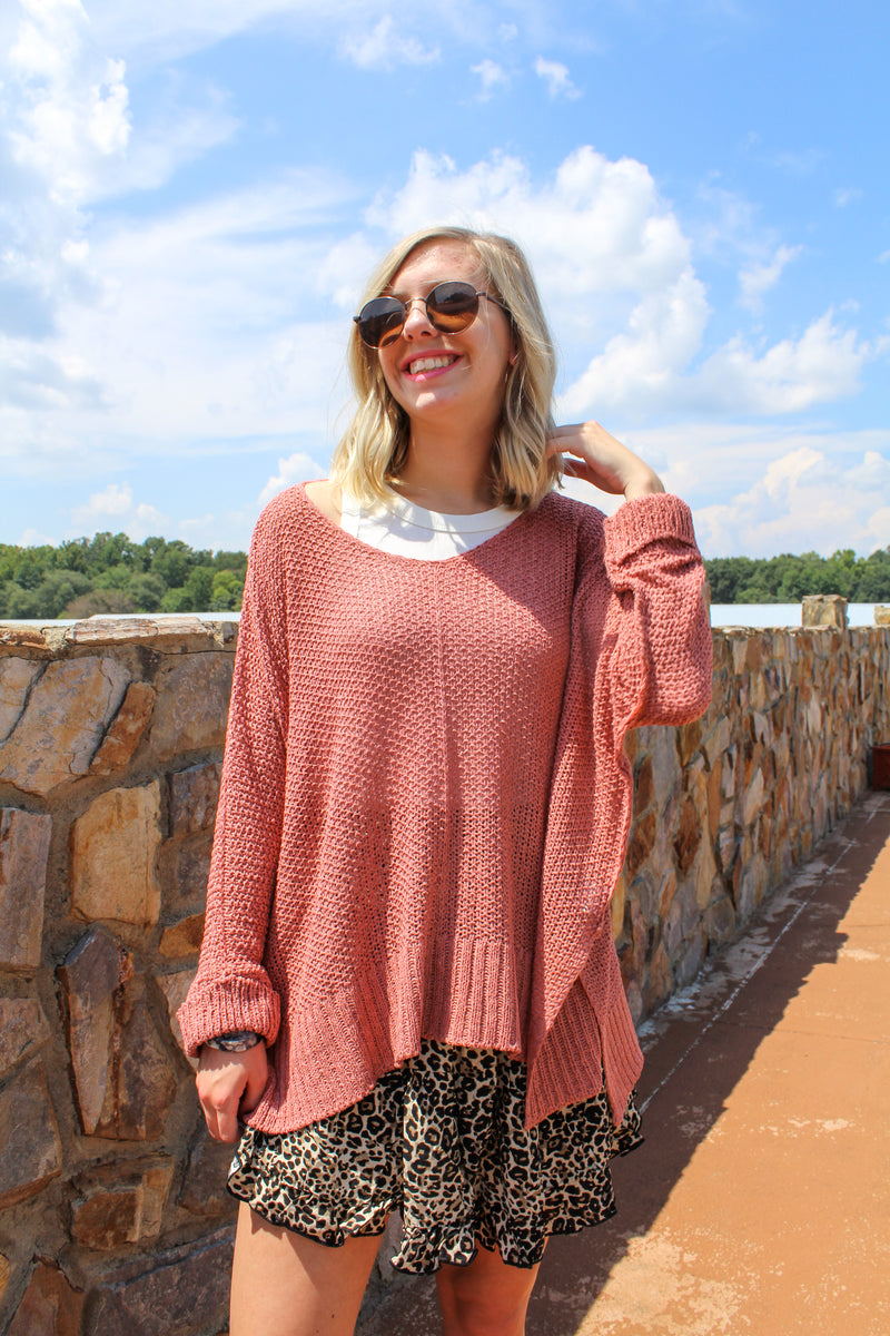 Everyday Sweater | Ginger