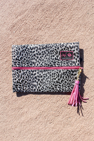 Savannah Medium (11.5x7.5) Makeup Junkie Bag