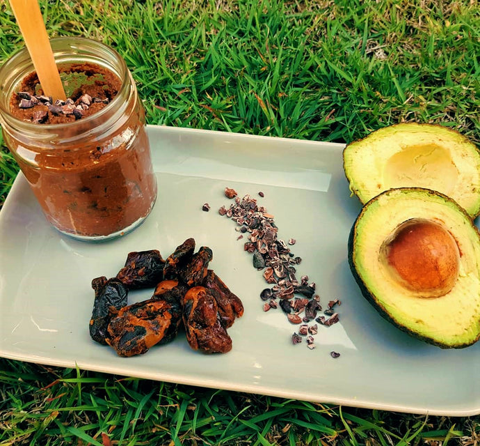 Superfood Chocolate Avocado Mousse