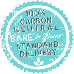 Bare by bauer carbon neutral delivery natural body and skin care australia