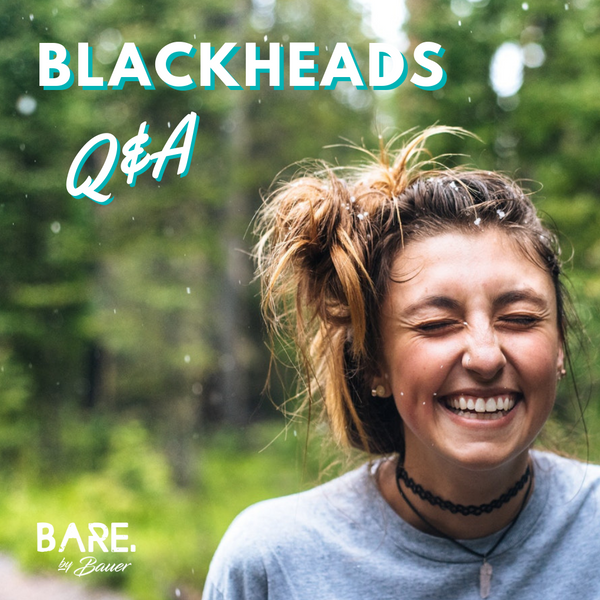 blackheads bare natural blog with candice bauer