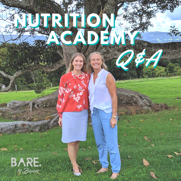 bare by bauer nutrition and health coach candice bauer natural organic