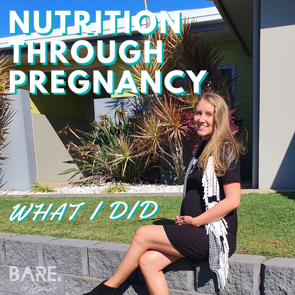 Nutrition through pregnancy by candice bauer bare by bauer health consults
