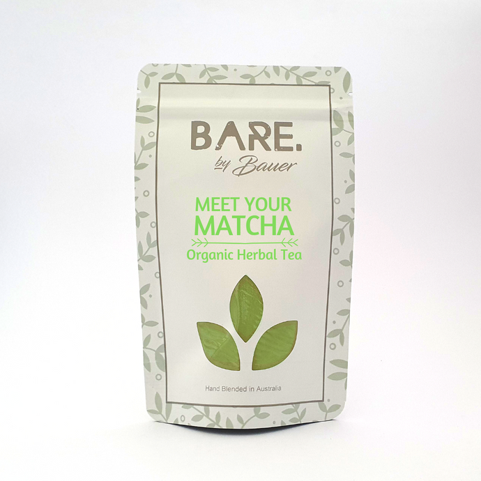 Herbal Tea - MEET YOUR MATCHA