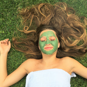 Facial Mask - GREEN GYPSY - BARE by Bauer