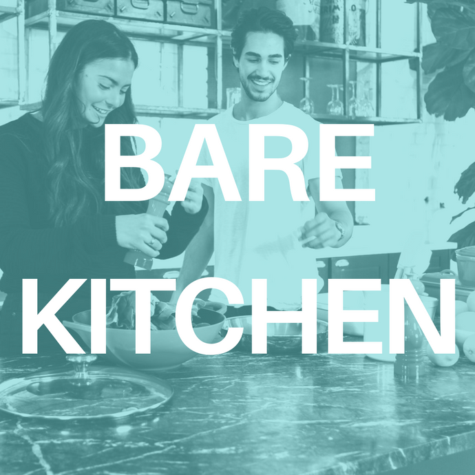 Raiding your Fridge/Freezer/Pantry - BARE KITCHEN - BARE by Bauer
