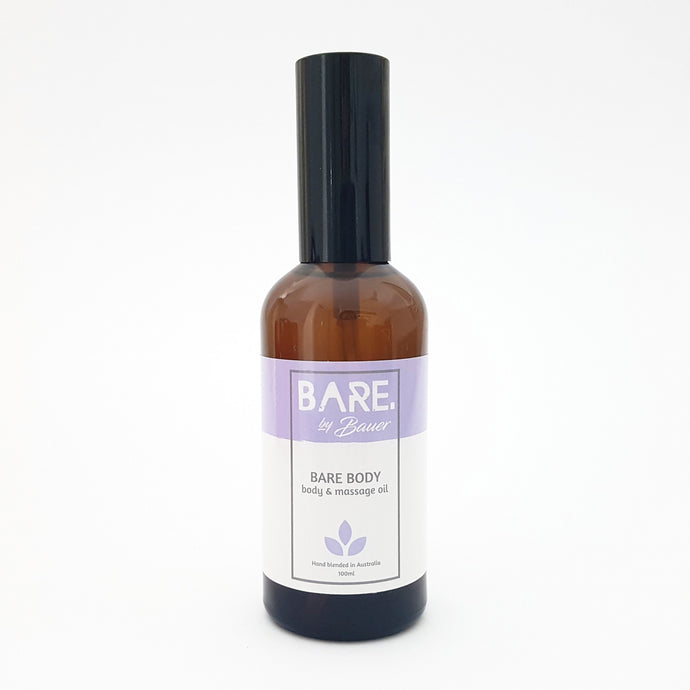 Body & Massage Oil - BARE BODY