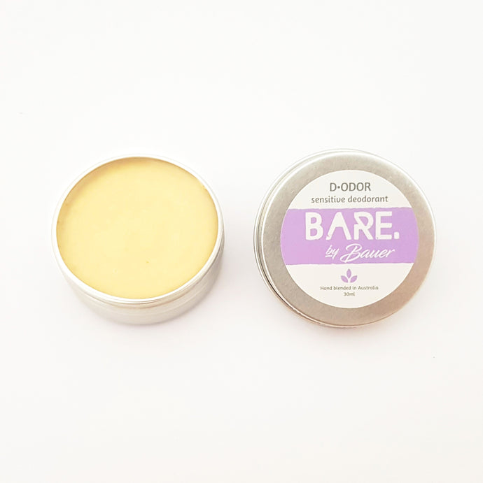 Deodorant - D-ODOR (Sensitive Skin) - BARE by Bauer