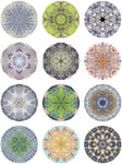 Mandalas, Affordable Art Prints by Allison Trentelman