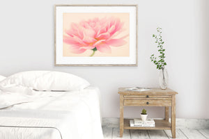 "Fine Art Flower Photography Print ""Dahlia No. 48"""
