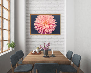 "Flower Photography Wall Art Print ""Dahlia No. 40"""