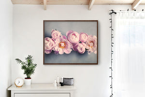 "Fine Art Flower Photography Print ""Peonies No. 57"""