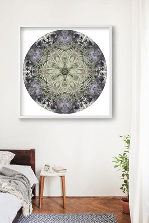 Nature Mandala Art Print No. 229