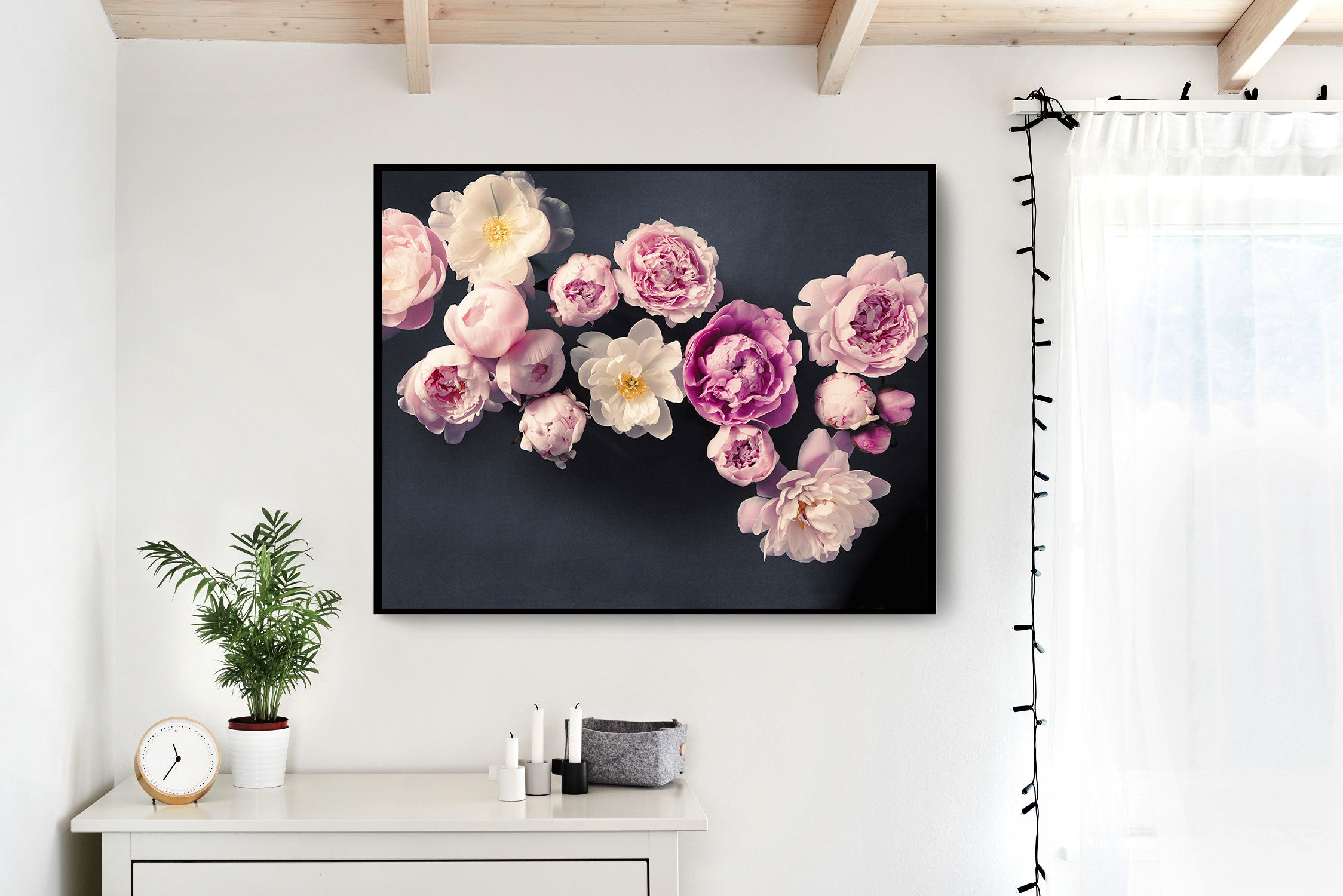 "Fine Art Flower Photography Print ""Peony No. 49"""