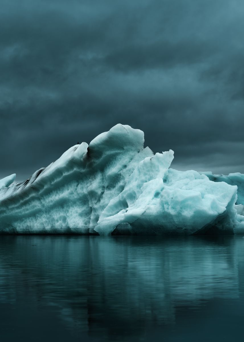 The Ice Of Jökulsárlón