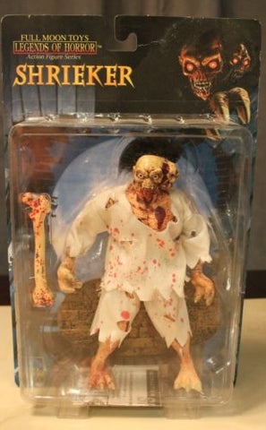 SHRIEKER from Subspecies Full Moon Legends of Horror Action Figure ~Mint on Card