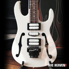 Load image into Gallery viewer, PAUL GILBERT - Ibanez Signature 1:4 Scale Replica Guitar ~Axe Heaven