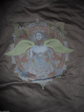 HIM - Angel Wings Distressed Women's T-Shirt ~Never Worn~ 2XL