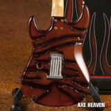 GEORGE LYNCH- Mr. Scary 1:4 Scale Replica Guitar ~Axe Heaven