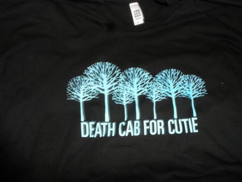 DEATH CAB FOR CUTIE - 2006 Spring Tour American Apparel T-Shirt ~Never Worn~ S