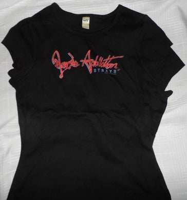 JANE'S ADDICTON - Strays distressed Baby Doll t-shirt ~Never Worn~ XL