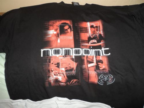NONPOINT - 2001 Development T-Shirt ~Never Worn~ XL