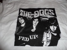 Load image into Gallery viewer, THE DOGS - Fed Up! T-shirt ~Never Worn~ L XL ##