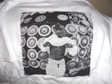 TUPAC SHAKUR - Thug Life T-Shirt Bedazzled (2XL only) ~Never Worn~ XL / 2XL